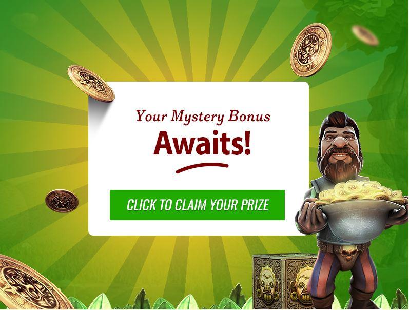 mystery bonus