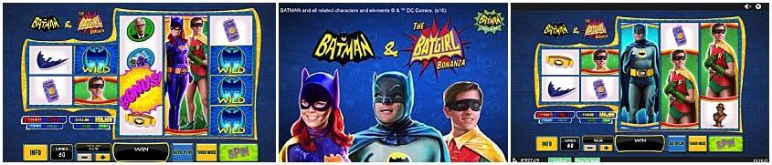 Batman and the Batgirl Bonanza