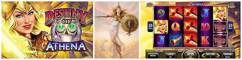 Destiny of Athena