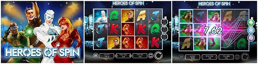 Heroes of Spin