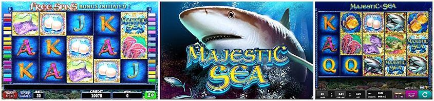 Majestic Sea