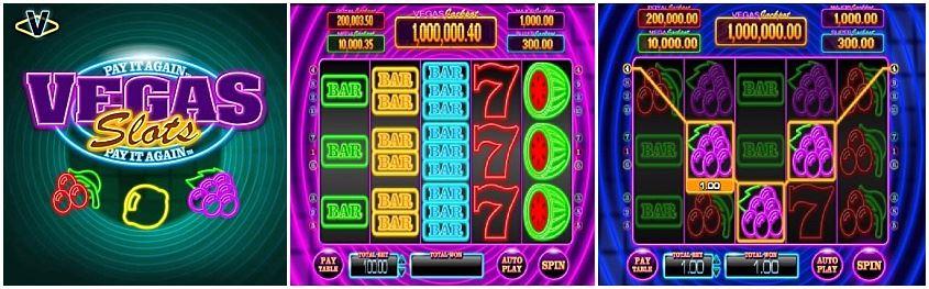 Vegas Slots Pay It Again