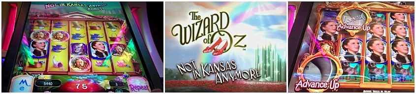 Wizard of Oz Not in Kansas Anymore