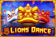 5 Lions Dance