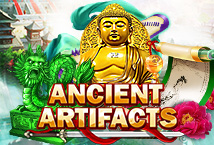 Ancient Artifacts Slot - Free Play in Demo Mode - Aug 2020