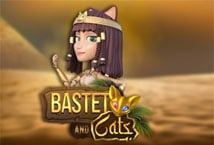 Bastet and Cats