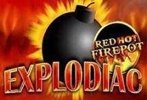 Explodiac Red Hot Firepot