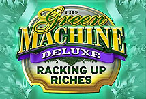 Green Machine Raking Up Riches