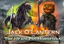 Jack o Lantern Vs the Headless Horseman