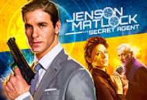 Jensen Matlock Gold Peacock