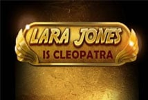 Lara Jones is Cleopatra