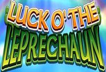 Luck O The Leprechaun