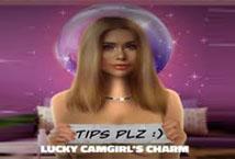 Lucky Camgirl's Charm