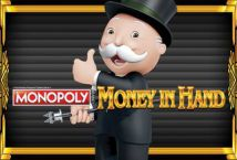 Monopoly Money in Hand