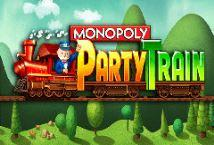 Monopoly Party Train