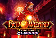 Red Wizard Fire Blaze