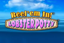 Reel Em In Lobster Potty