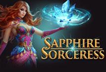 Sapphire Sorceress