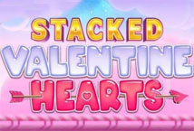 Stacked Valentine Hearts