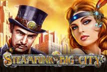 Steampunk Big City