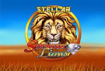 Stellar Jackpots Serengeti Lions