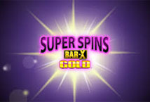Super Spins Bar X Gold