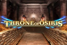 Throne of Osiris