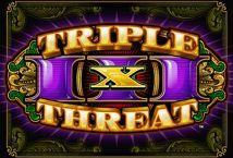 Triple X Threat