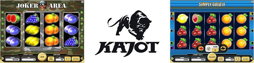 Slots Games Kajot