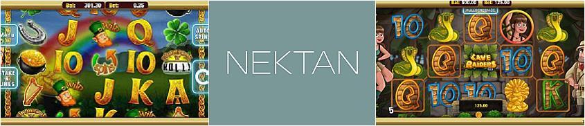 Nektan Casinos Free ВЈ5