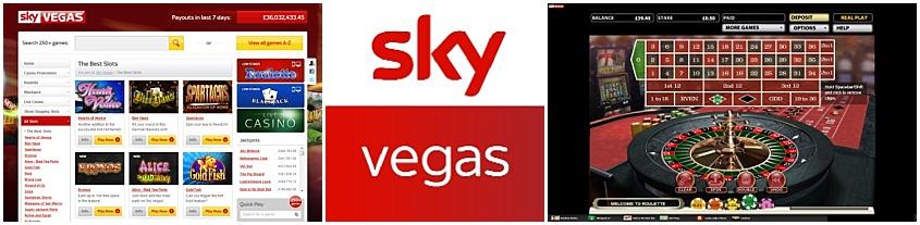 Sky Vegas Codes
