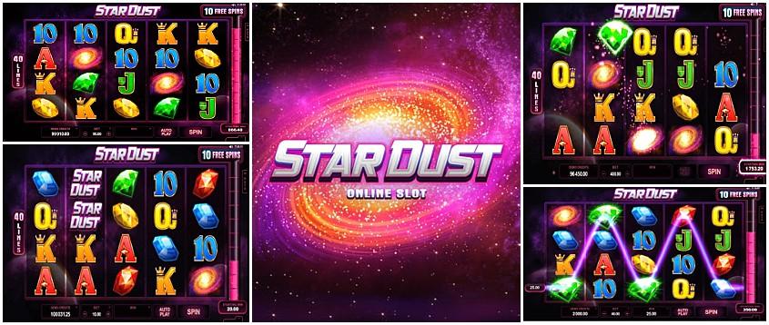 Stardust Slot Machine