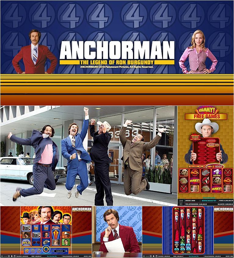 Anchorman Free