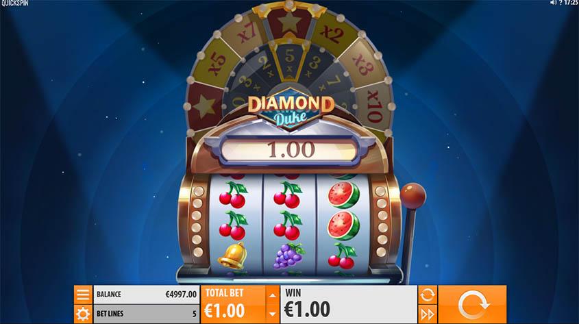 Spielen Sie Diamond Cherries Kostenlos Im Demo Mode Von Rival