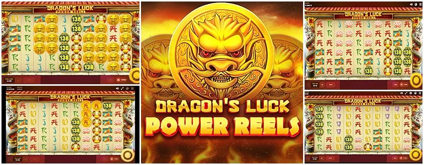 dragons luck power reels slot online spielen
