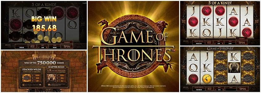 Spiele Game Of Thrones 243 Ways - Video Slots Online