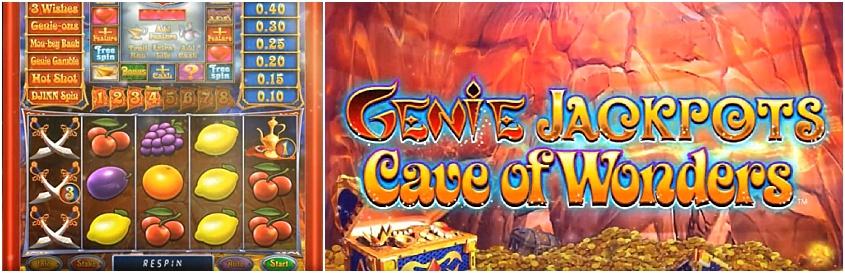 Spiele Genie Jackpots Cave Of Wonders - Video Slots Online