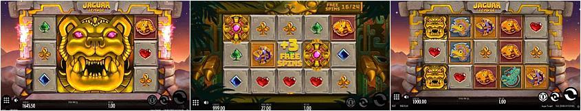 jaguar temple online slot spielen