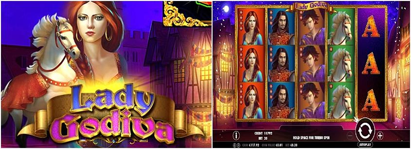 Slot Lady Godiva