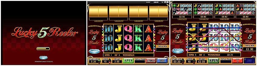 Lucky 5 Reeler Slot - Free Play and Bonus Codes - Aug 2019