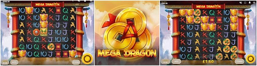 Cách chơi Đi tìm Truyền thuyết Rồng Mega Dragon