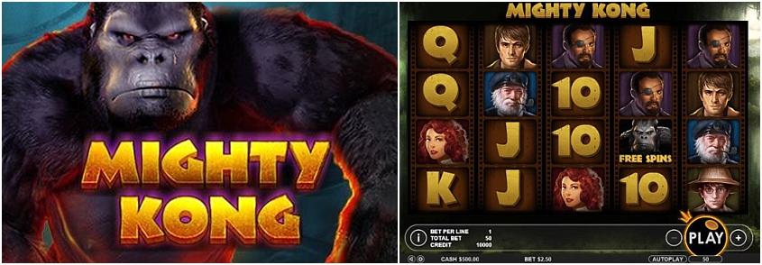 Mighty Kong Slots