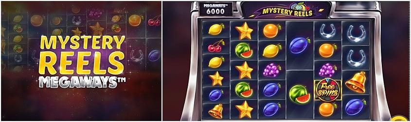 Mystery reels jackpot slot machine