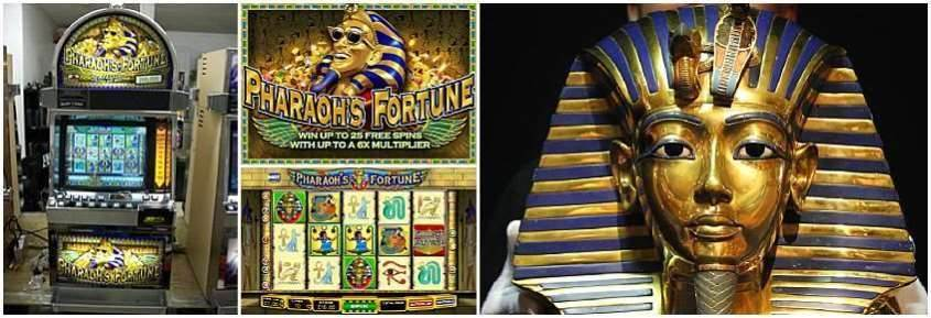 Pharaohs Fortune Game