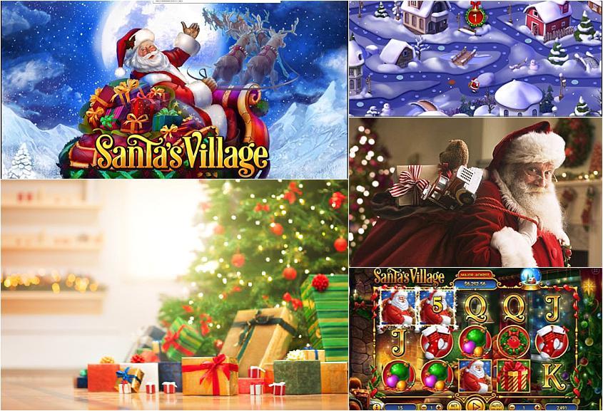 Slot Desa Santas