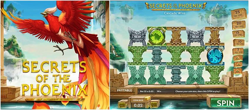 Secrets of the Phoenix ™ Slot
