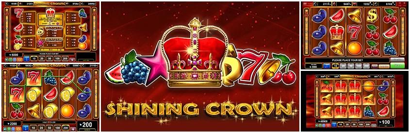 Shining Crown Slot - Free Play and Bonuses - Apr 2020