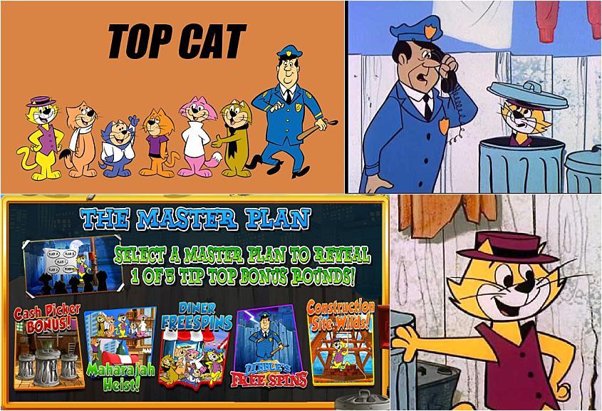 Topcat Games