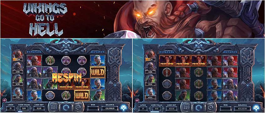 vikings go to hell slot online spielen