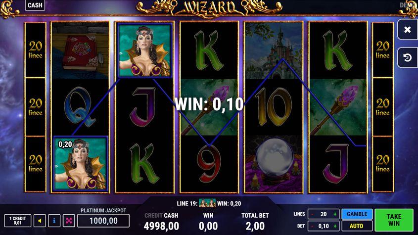 Slot Wizard